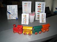 Die ersten Fahrzeuge